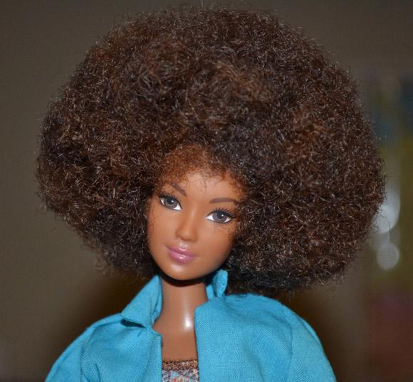 barbie-negra